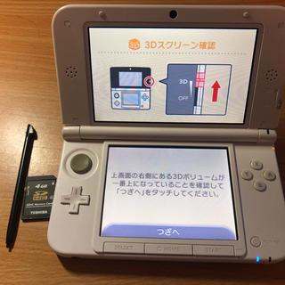 ニンテンドー3DS - 任天堂 3DS LL