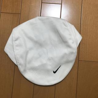 ナイキ(NIKE)のNIKE ベレー帽 ホワイト(ハンチング/ベレー帽)