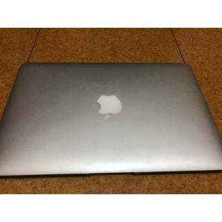 マック(Mac (Apple))のMacBook Air 11インチ(ノートPC)