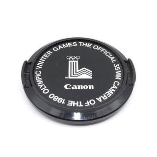 キヤノン(Canon)の■超美品■Canon 1980年オリンピック限定 レンズ前キャップ◆U849(その他)