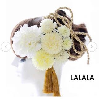 花飾り 髪飾りセット(和装小物)