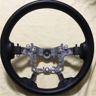 トヨタ(トヨタ)のヴェルファイア 30系 純正 ステアリング(車種別パーツ)