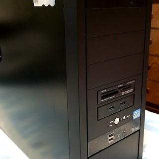 primeベースPC i7 2600k 16GB GeForce750(デスクトップ型PC)