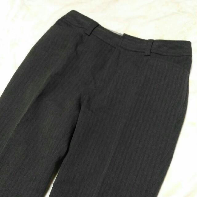 しまむら(シマムラ)のスラックス グレー ウエスト58 レディースのパンツ(その他)の商品写真