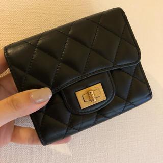 シャネル(CHANEL)のシャネルミニ折りたたみ財布(財布)