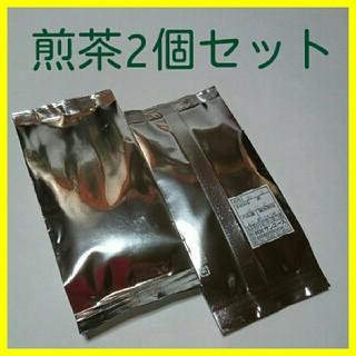 未開封! 静岡産 煎茶 60g 2個セット①(茶)