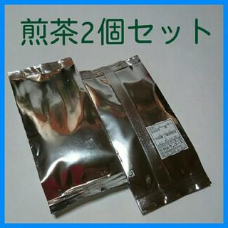 未開封! 静岡産 煎茶 60g 2個セット②(茶)