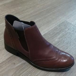 世界一履きやすい ショートブーツ 22cm(ブーツ)