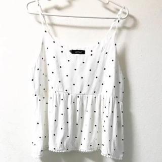 ディーホリック(dholic)の韓国 オルチャン ドットビスチェ (Tシャツ(半袖/袖なし))