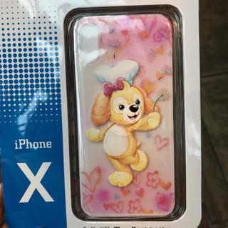 ディズニー(Disney)の新品クッキー iPhoneケース(iPhoneケース)