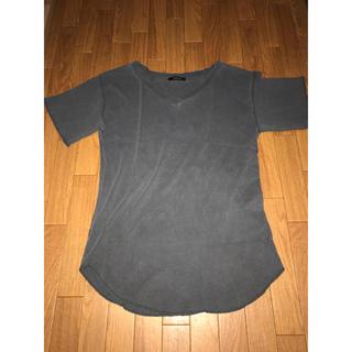 ジーナシス(JEANASIS)のJEANASIS  VネックTシャツ(Tシャツ(半袖/袖なし))