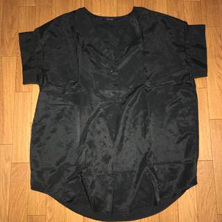 ジーナシス(JEANASIS)のJEANASIS  チュニックブラウス(シャツ/ブラウス(半袖/袖なし))