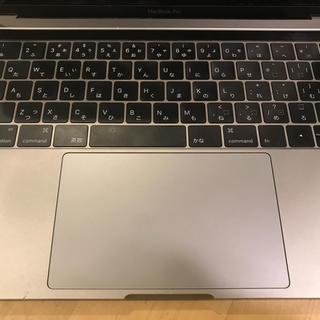 マック(Mac (Apple))の【カズマさん限定】MacBook Pro 13inch -スペースグレー ・(ノートPC)