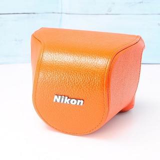ミラーレス一眼 Nikon1J1 1J2用 カメラケース(その他)