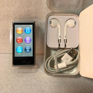 Apple - Apple iPod nano 16GB スペースグレイ ME971J/A
