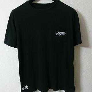 クロムハーツ(Chrome Hearts)のクロムハーツ&オフホワイト コラボTシャツ(Tシャツ/カットソー(半袖/袖なし))