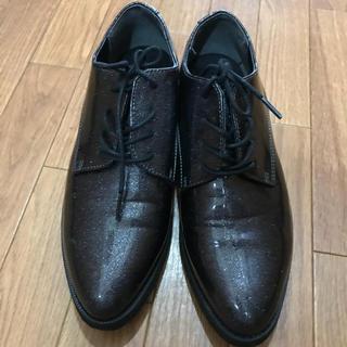 ジーナシス(JEANASIS)のJEANASIS フラットシューズ(ローファー/革靴)
