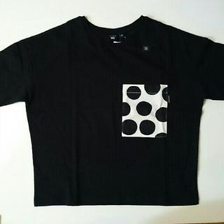マリメッコ(marimekko)の marimekko マリメッコ UNIQLO ユニクロ Tシャツ M(Tシャツ(半袖/袖なし))