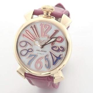 ガガミラノ(GaGa MILANO)の新品未使用Gaga MILANOガガミラノManuale 40mm,5021.1(腕時計(アナログ))