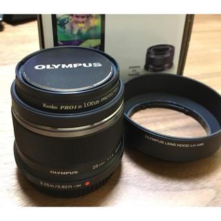 オリンパス(OLYMPUS)のOLYNPUS(オリンパス)M.ZUIKO DIGITALプレミアム 25mm(レンズ(単焦点))