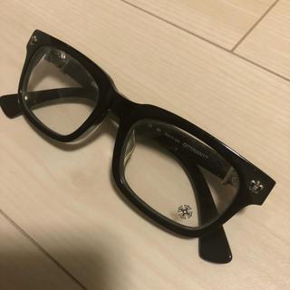 クロムハーツ(Chrome Hearts)の【ネット購入】クロムハーツ 伊達眼鏡 GITTIN ANY(サングラス/メガネ)