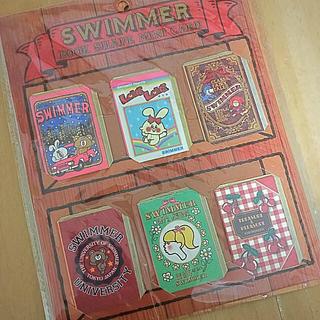 スイマー(SWIMMER)のスイマー💞ミニ カード(カード/レター/ラッピング)