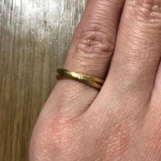 アーカー(AHKAH)のAHKAH アーカー デュオR(リング(指輪))