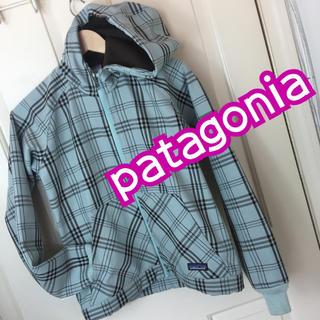 パタゴニア(patagonia)のpatagonia パタゴニア パーカー ジャケット フーディ レディース(パーカー)