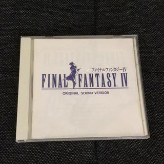 スクウェアエニックス(SQUARE ENIX)のファイナルファンタジーⅣ オリジナルサウンドトラック(ゲーム音楽)