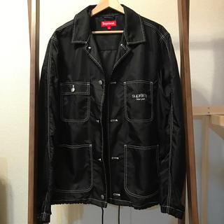 シュプリーム(Supreme)のSUPREME Nylon Chore Coat(ナイロンジャケット)