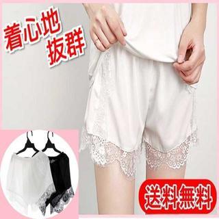 インナー パンツ ペチパンツ ドレス用インナー フリーサイズ ブラック(その他)