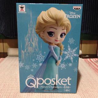 Disney - ディズニー【Qposket/エルサ/ノーマルカラー】