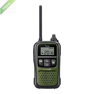 アイコム トランシーバー(無線機) WITHCALL IC-4110(PC周辺機器)