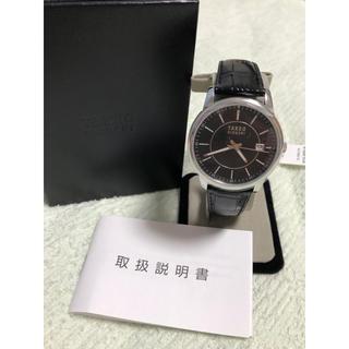 タケオキクチ(TAKEO KIKUCHI)の[新品]腕時計 タケオキクチ レザーバンド(腕時計(アナログ))