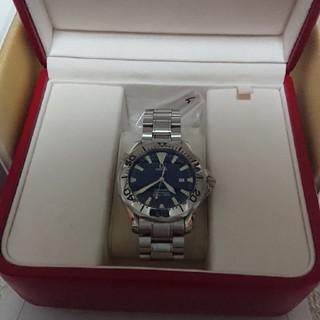 オメガ(OMEGA)のOMEGA シーマスター(腕時計(アナログ))