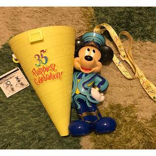 Disney - Disney ポップコーンバケット 35周年