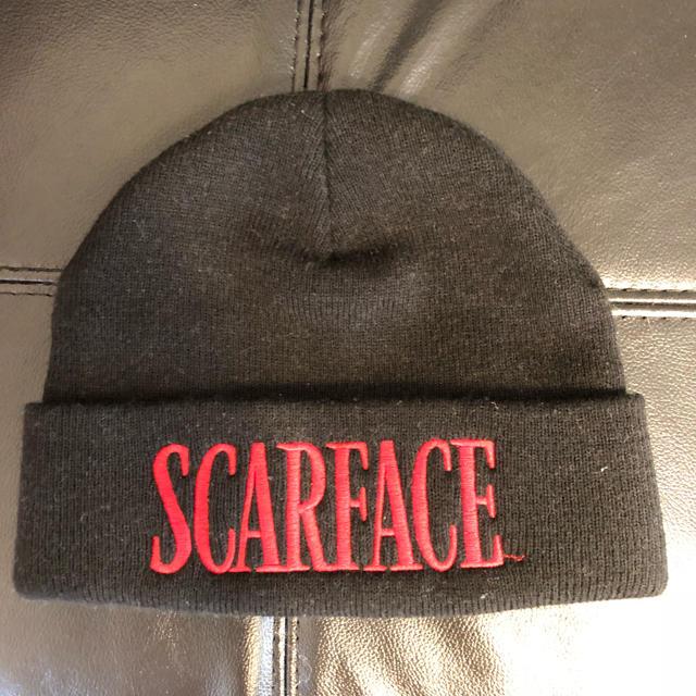 Supreme - 早い者勝ち‼️supreme scarface beanieの通販 by にゃん ... 9f9595e3291e