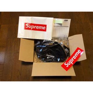 シュプリーム(Supreme)のSUPREME 18ss Waist Bag ウエストバッグ black (ウエストポーチ)