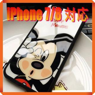 ディズニー(Disney)の★180736★ ミッキー iPhone 7/8 ソフトケース ★(iPhoneケース)