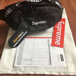 シュプリーム(Supreme)のOnLineから購入 Supreme 18ss Waist Bag(ウエストポーチ)