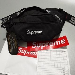 シュプリーム(Supreme)の国内品 Supreme 18ss Waist Bag(ウエストポーチ)