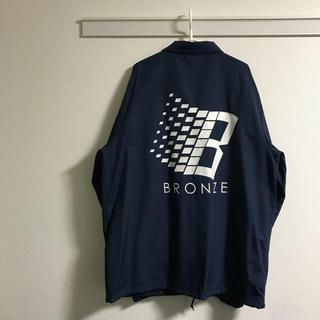 シュプリーム(Supreme)のBronze56k Coach Jacket (ナイロンジャケット)