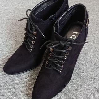 tehen ショートブーツ(ブーツ)