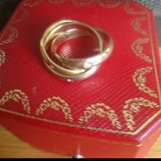 カルティエ(Cartier)のCartier カルティエ 限定記念 リング(リング(指輪))