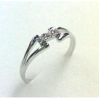 ツインフレームデザインリング シルバー スワロフスキー社製クリスタル使用(リング(指輪))