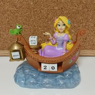 Disney - ラプンツェル❤️フィギュア❤️カレンダー❤️ディズニーストア❤️オーナメント