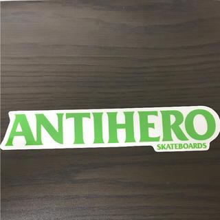 アンチヒーロー(ANTIHERO)の【縦4.2cm横22.2cm】ANTI  HERO  ステッカー(ステッカー)