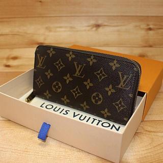 ルイヴィトン(LOUIS VUITTON)の『なかなか綺麗』LOUIS VUITTON ジッピー(財布)