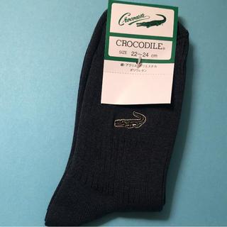 クロコダイル(Crocodile)のクロコダイル レディースソックス(ソックス)