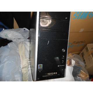 デスクトップパソコンフルセット(デスクトップ型PC)